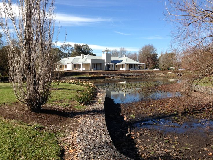 Hunter Valley Horse Stud nears completion date