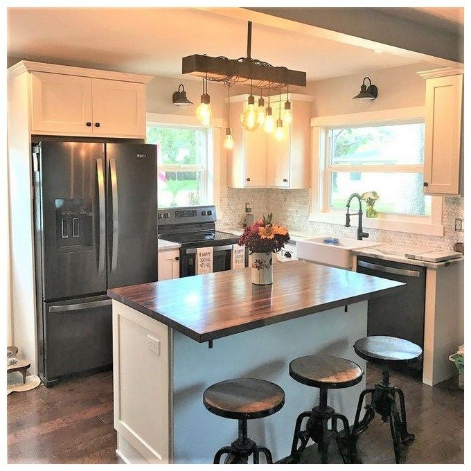 56 Surprising Small Kitchen Design Ideas And Decor Kitchenideas