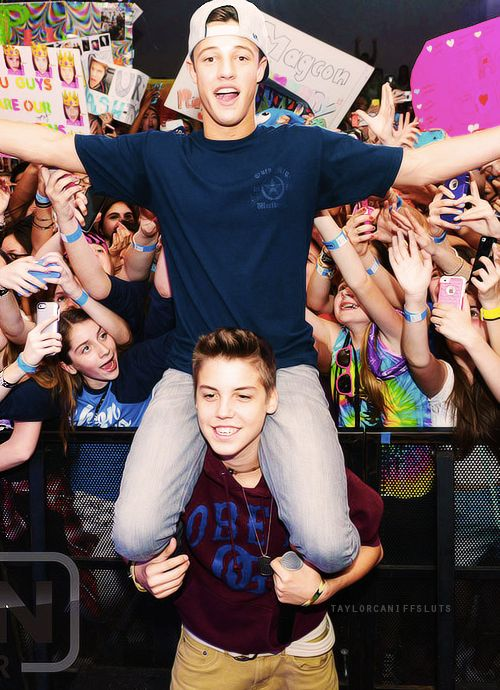 I love you and I can't wait till the day I can meet all of you guys. ❤️