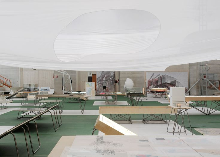 First Baltic Pavilion at Venice Architecture Biennale