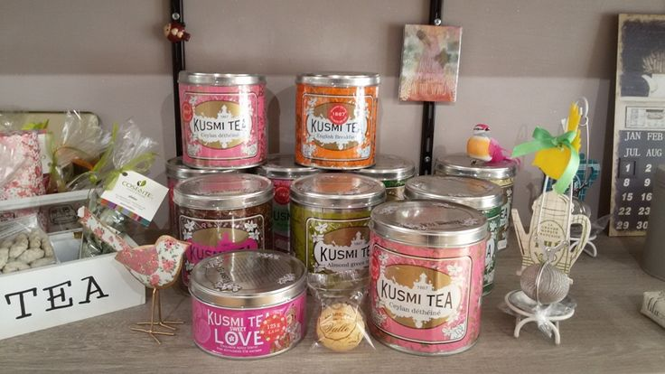 Tea Time!  @kusmitea #AmarettidellaValle #Cookies #tea #thè