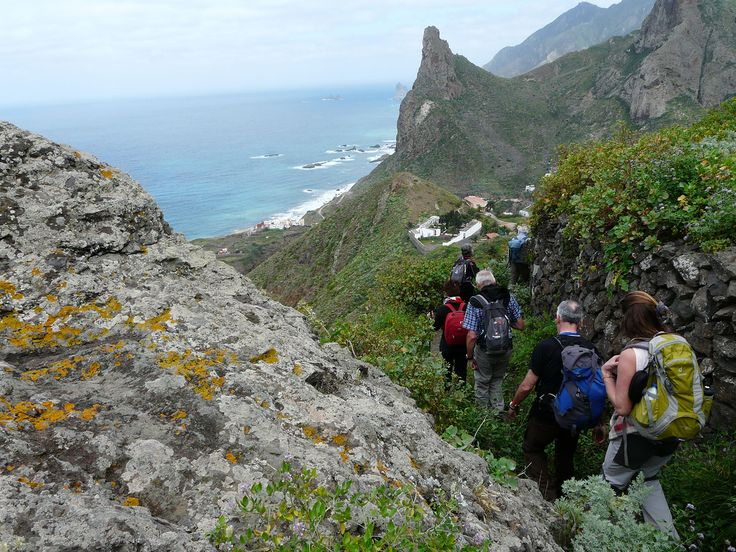Afur - Taganana #TenerifeWalkingFestival #visitTenerife // costa, sendero, Tenerife, Islas Canarias // coast, hiking trail, Tenerife, Canary Islands // Küste, Wanderweg, Teneriffa, Kanarische Inseln