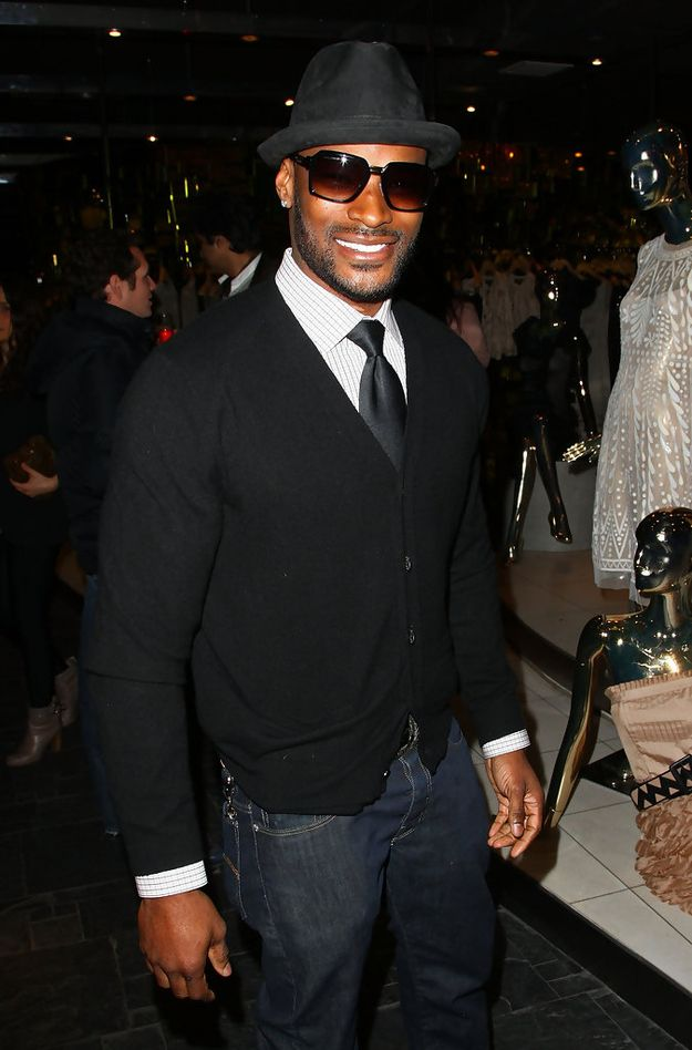 Tyson Beckford | The 51 Hottest Black Men In Hollywood
