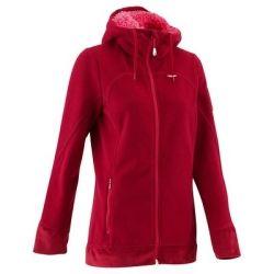 Sous veste ski femme mid sweat