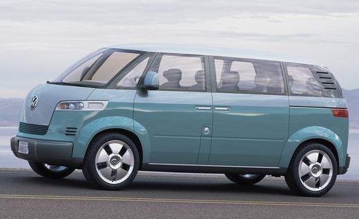 Volkswagen Microbus concept photo Volkswagen, Retro cars