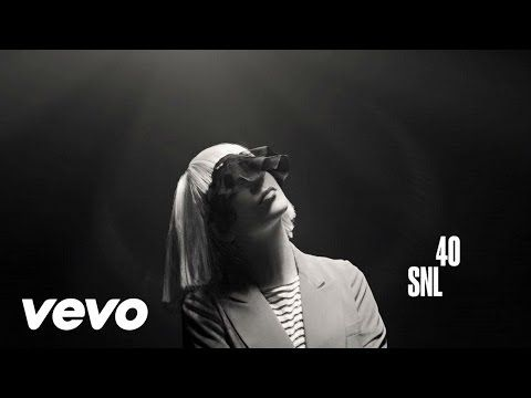 Music video by Sia performing Chandelier (Live on SNL). (C) 2015 Monkey Puzzle Records, under exclusive license to RCA Records