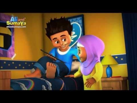 They also have a Ramadan app that my kids really enjoyed last year. Hopefully there are some updates for Ramadan this year.