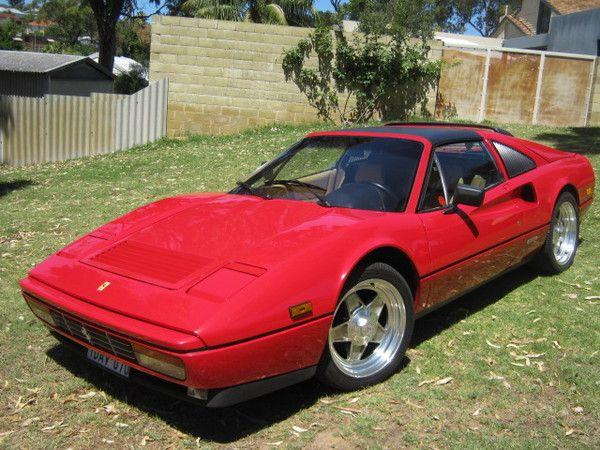 1987 FERRARI 328 $58000