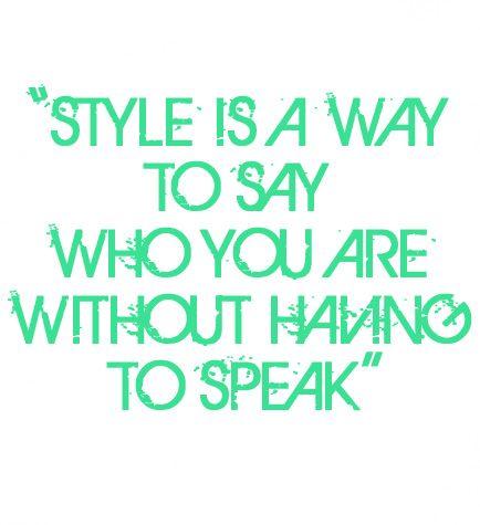 Style is ... #quoteoftheday #40weft