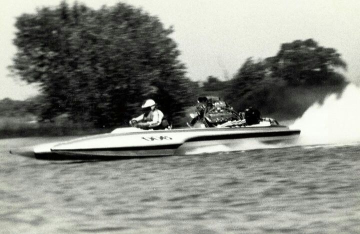 Drag boat Frank Dade Smoke on the Water BFH Chowchilla ...