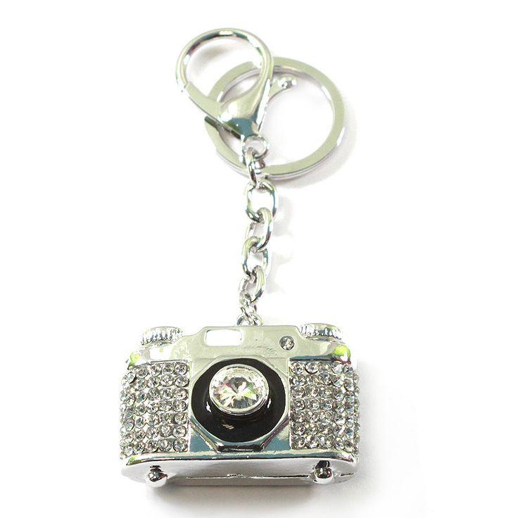 Camera Keychain