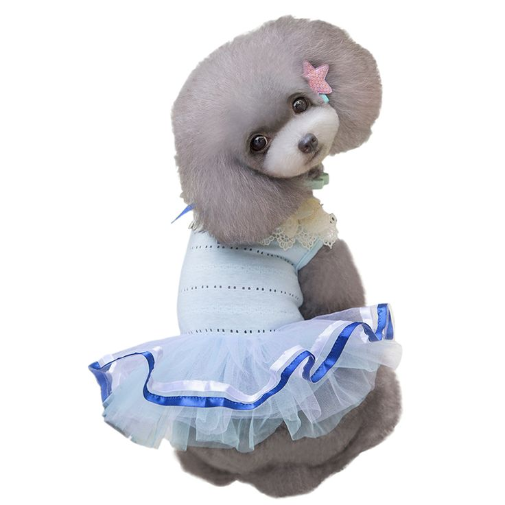 >> Click to Buy << Newest Dog Pet Princess Dress Vest Lace&bow Cat Puppy Shirt Dress Clothes Spring Summer #Affiliate