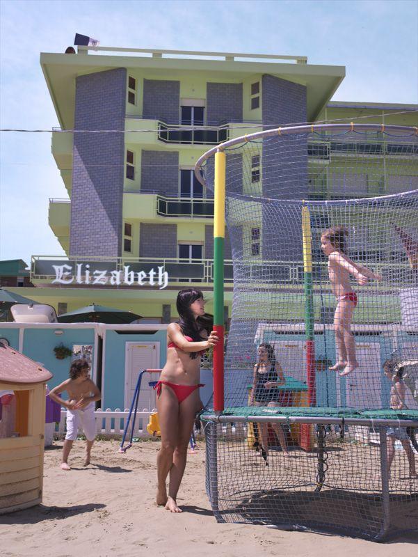 www.hotelelizabeth.com - Hotel direttamente sulla spiaggia!