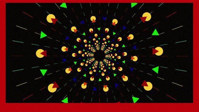 Animation 2d inspirée du son de Sinitus Tempo et de l'art cinétique dans laquelle on joue avec l'interaction des formes.    Musique:     Sinitus Tempo - Simple Thoughts      http://sinitustempo.bandcamp.com/    Animation:     Carlín Díaz      http://www.carlindiaz.com/