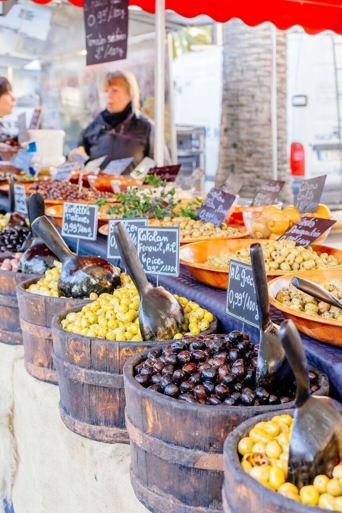 """Corsica is known as """"The Scented Isle"""" for the abundance of plants and herbs that thrive on the island. Taste local foods and flavors while hand-picking ingredients at the markets."""