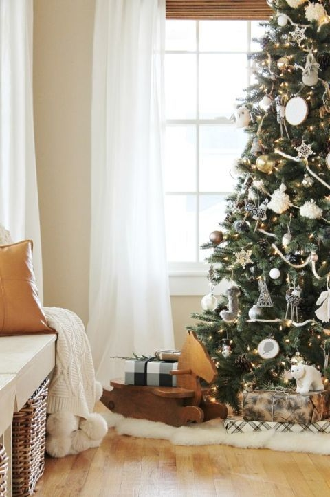 Decorate My House For Christmas 260 best christmas tree decorating ideas images on pinterest