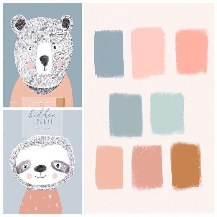 An Inspiring Gender Neutral Colour Palette Featuring O Gender Neutral Nursery Color Palettes Gender Neutral Nursery Colors Gender Neutral Nursery Color Schemes