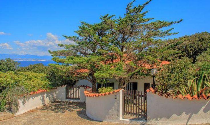 Single Family Home for Sale at Splendid Villa in North Sardinia Santa Teresa di Gallura Terravecchia, Olbia Tempio,07028 Italy