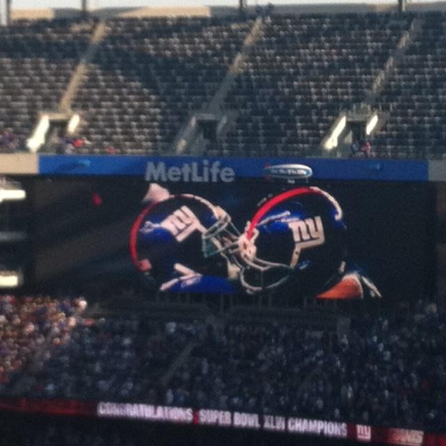 NY Giants Stadium