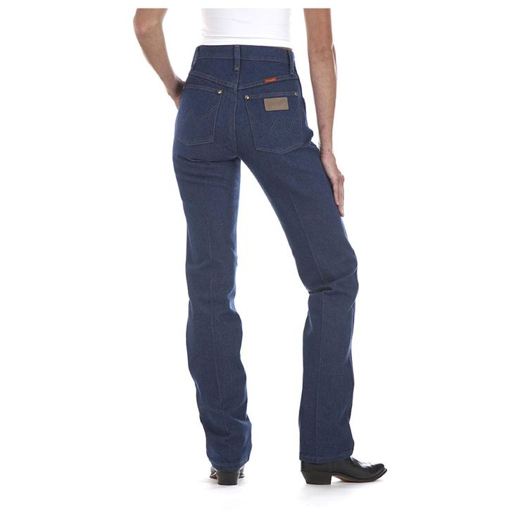 Women S Wrangler Jeans Wrangler Cowboy Cut Jeans My