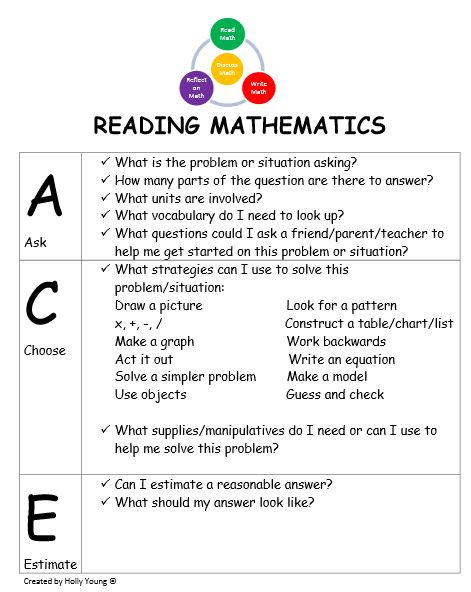 how to help students with math