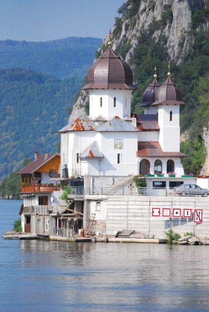 Cruising the Iron Gates on the Danube River