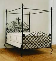 Image result for bespoke wrought iron beds