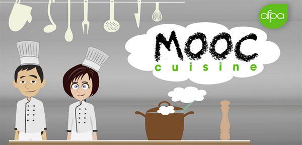 [Le #Mooc cuisine de l'Afpa] 6 semaines pour cuisiner comme un chef @Afpa_Formation