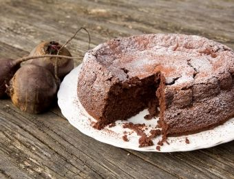 Chocolate Beetroot Mousse Cake - deliciouslyorkshire
