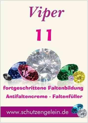 Probepackung Viper 11, gegen Falten Stirnfalte, Zornesfalte, Mimikfalten, Trockenheitsfalten, Falten Gesicht, Falten Hals, Falten Dekollete Viper http://www.amazon.de/dp/B018IE4ZMS/ref=cm_sw_r_pi_dp_bOfZwb0AMP4TV