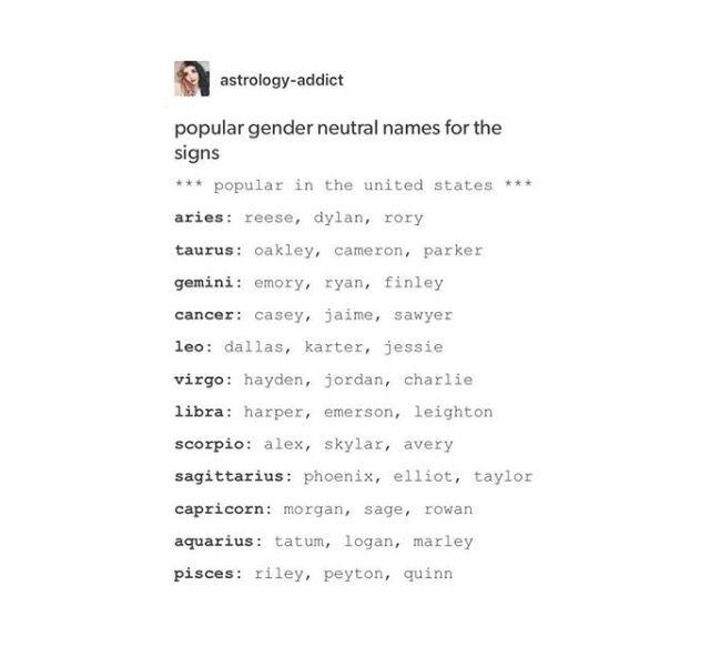 Best 25 Gender Neutral Names Ideas On Pinterest Unisex