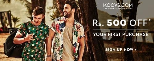 #Koovs #coupons Rs 1000 Off #PromoCodes, #Offers, #Sale on #FabPromoCodes