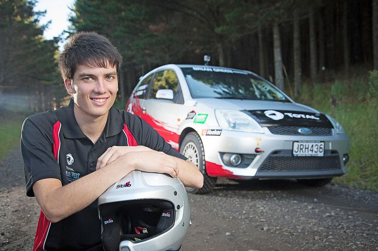 Dylan Thomson finishes season on a high - Waiukus Dylan Thomsons first time competing in the New Zealand Rally Championships 2016 has finished on a high.