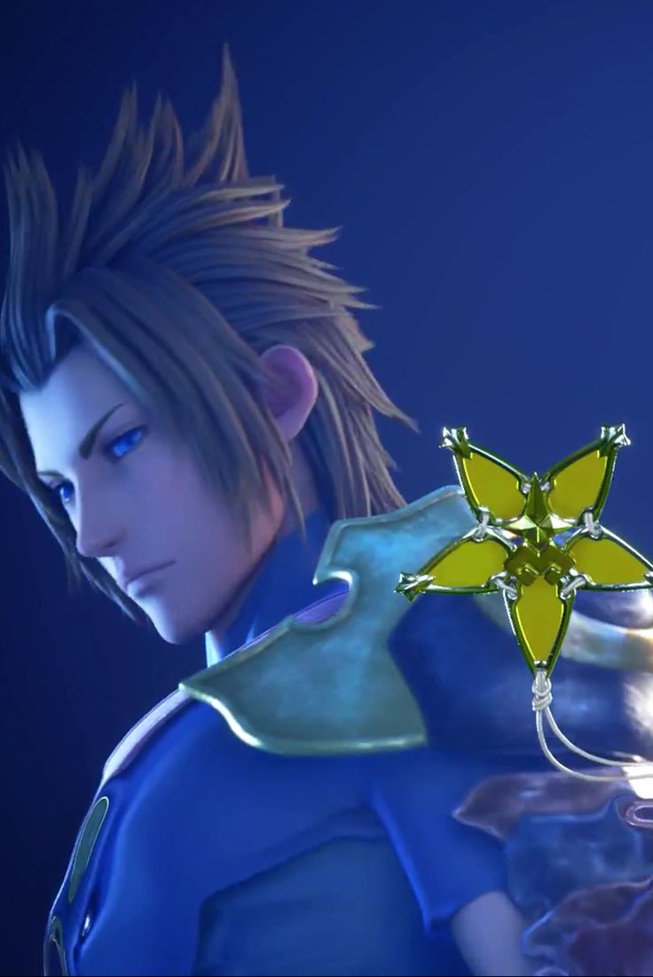 I feel like Terra and Aqua are really close. Like, there's some forbidden love type thing going on between them.