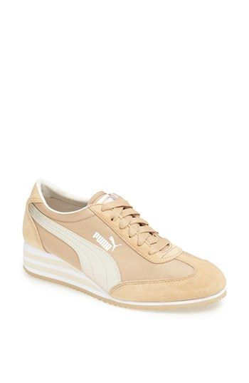 PUMA 'Caroline Stripe' Sneaker (Women) available at #Nordstrom
