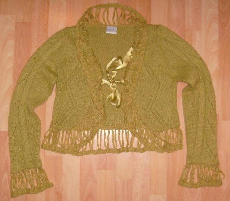 NEXT Elegancki sweterek blezer WEŁNA AŻUR 42-44 (4931943225) - Allegro.pl - Więcej niż aukcje.