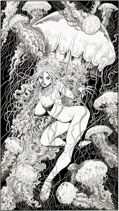 115 best Adams images on Pinterest | Illustratoren, Marvel-comics ...