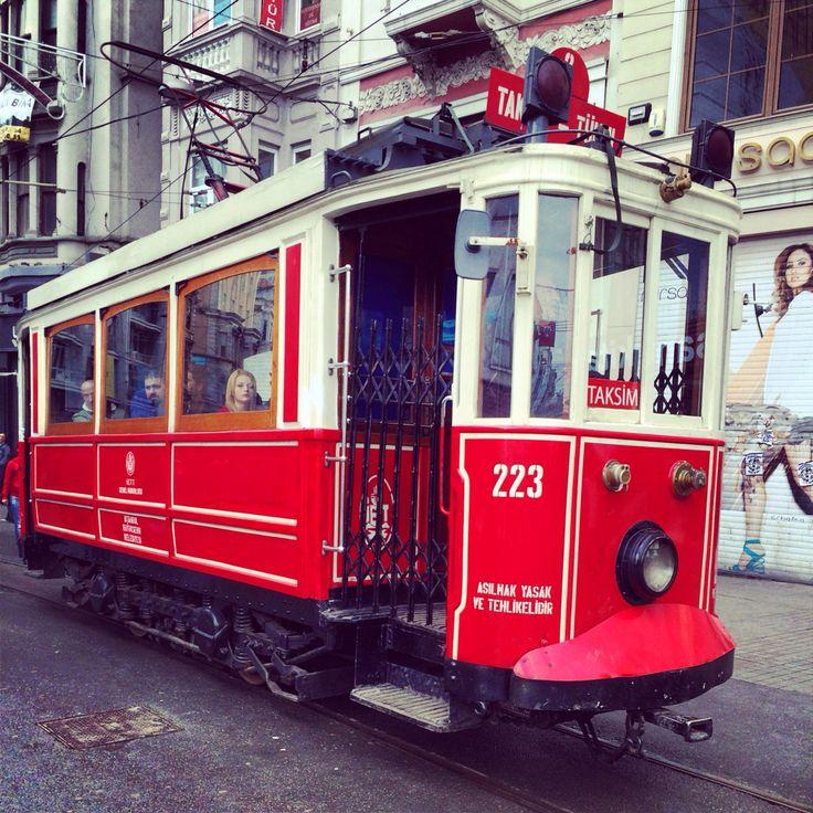 #turkey #istanbul #tram