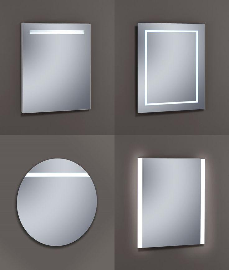 Os ense amos unos espejos para el ba o adem s de for Espejos decorativos bano