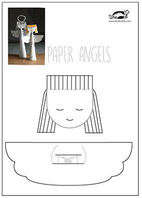 Paper Angels | krokotak