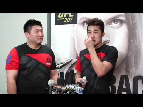 MMA UFC 207: Dong Hyun Kim Would 'Love To Fight' Demian Maia Next