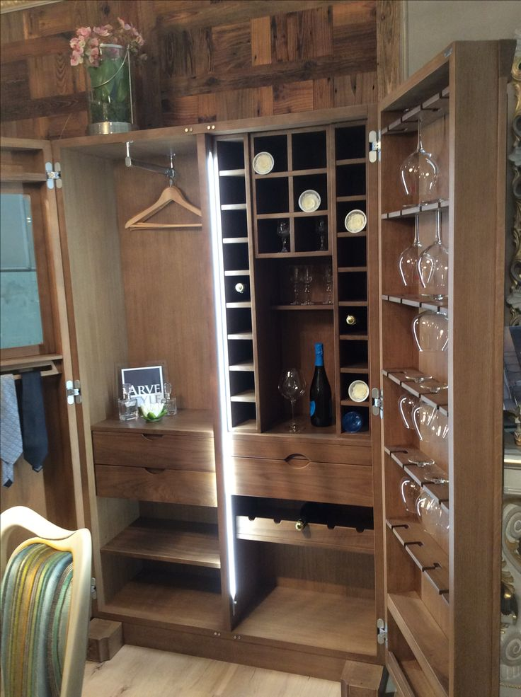 Wind bar armadio arvestyle Made in Italy www.arvestyle.it