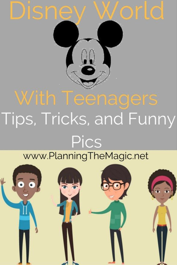 Disney World with Teenagers 101 | Planning The Magic