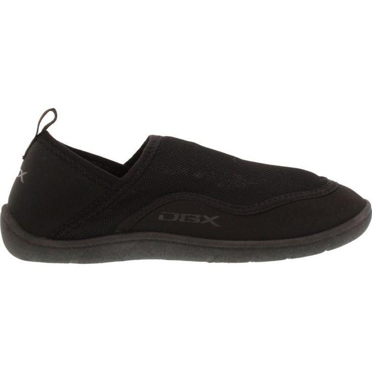 DBX Kids' Water Shoes, Kids Unisex, Size: 11K, Black #WaterShoes