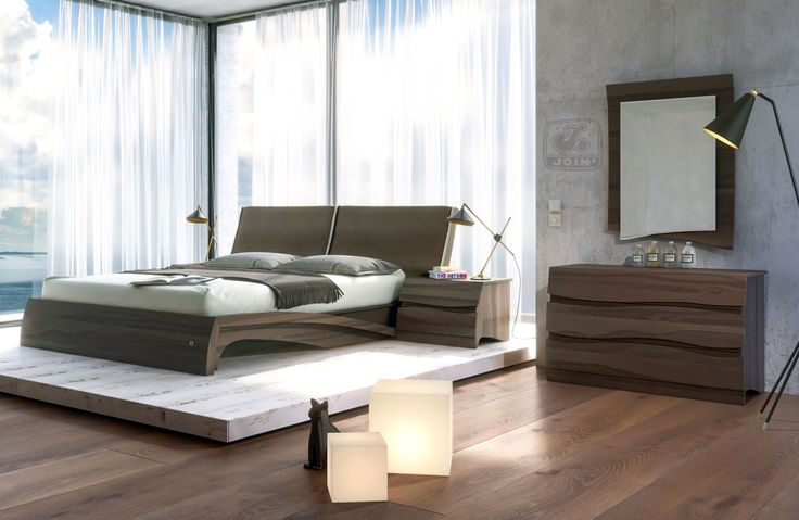 Electra Coated Head Bed