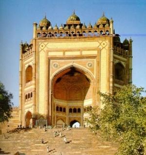 Jami Masjid – Fatehpur Sikri, India