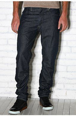 Levis 520 Euro Tapered Mens Jeans