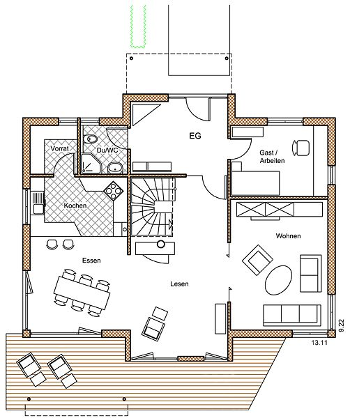 92 besten living floor plan bilder auf pinterest haus for Haus plan bilder