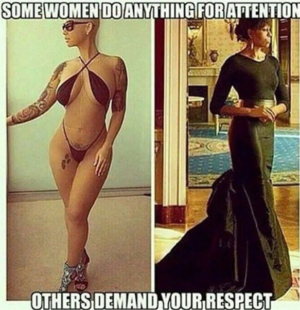SOUNDOFF: Do We Really Need To Compare Amber Rose & Michelle Obama?
