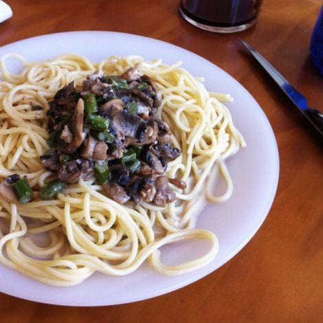 87 best cocina improvisada impromptu lunch images on - Comidas con esparragos ...
